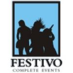 Festivo<br />Complete Events<br>Corporate identity, naming, logo, site; full services